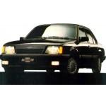 Kit Emblemas  Monza 1.8 até 1990