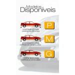 Capa Cobrir Carro Forro Parcial Média Universal